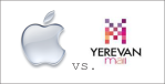 apple vs yerevan mall